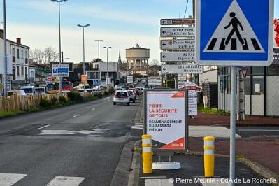 Boulevard Sautel : travaux de sécurisation