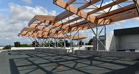 Futur Centre de valorisation des déchets à Périgny